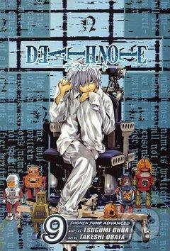 Death Note 9 - Cugumi Óba