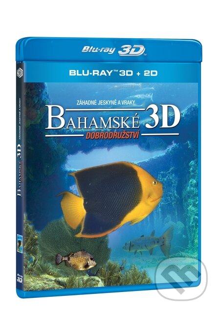 Bahamské dobrodružství 3D BLU-RAY