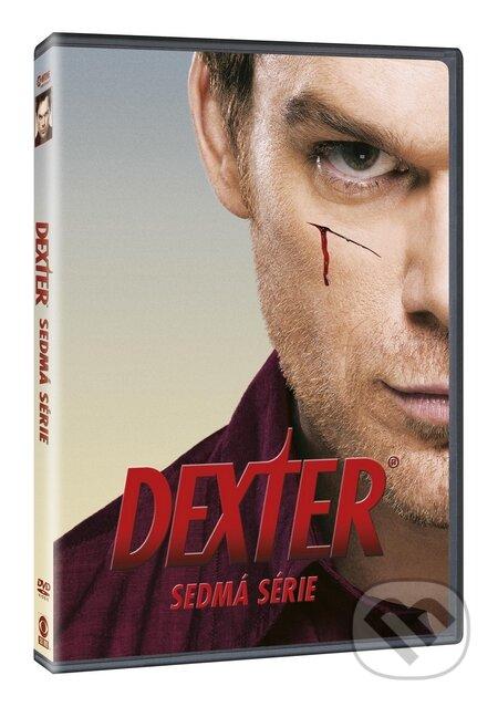 Dexter 7. série DVD