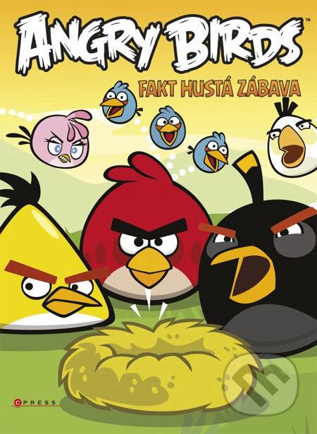 Angry Birds: Fakt hustá zábava -