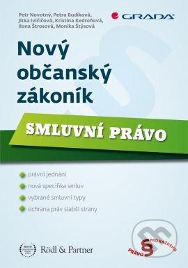Nový občanský zákoník - Petr Novotný a kolektív