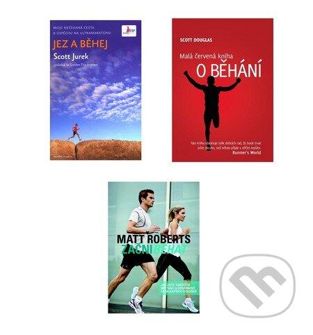 Knihy o běhání - Scott Douglas, Scott Jurek, Steve Friedman, Matt Roberts