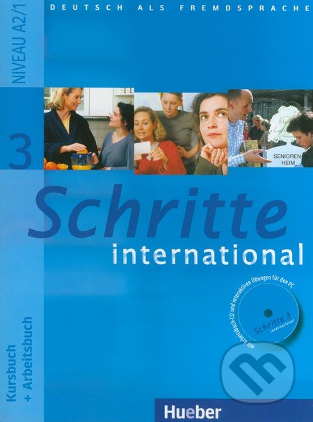 Schritte international 3 (Packet) - Silke Hilpert, Daniela Niebisch a kol.