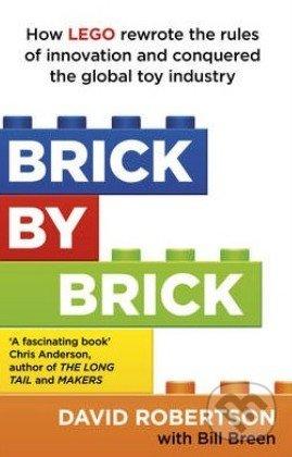 Brick by Brick - David Robertson, Bill Breen
