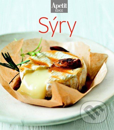 Sýry - kuchařka z edice Apetit (15) -