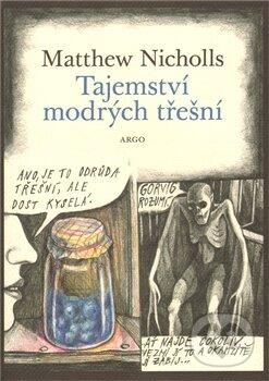 Tajemství modrých třešní - Matthew Nicholls
