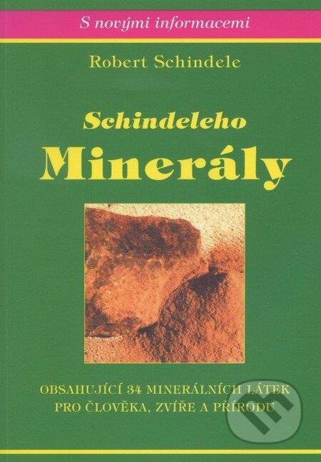 Schindeleho minerály - Robert Schindele