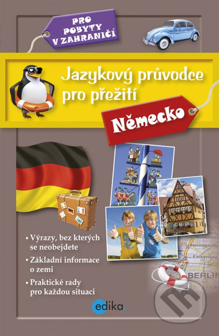 Jazykový průvodce pro přežití: Německo -