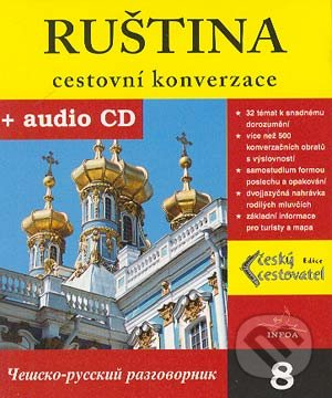 Ruština - cestovní konverzace + CD - Kolektív autorov