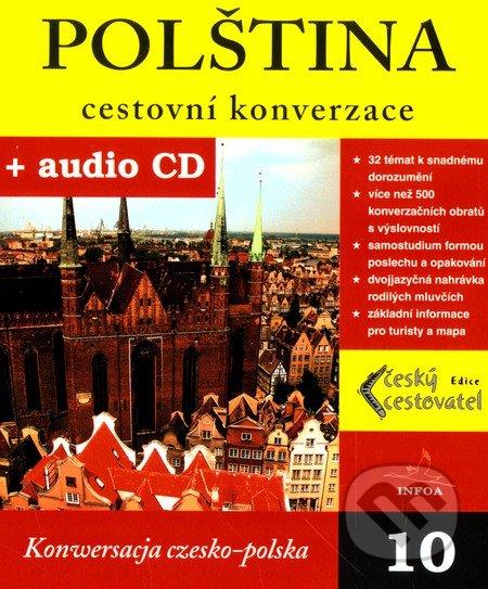 Polština - cestovní konverzace + CD - Kolektív autorov