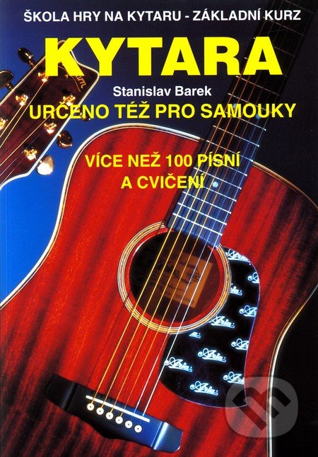 Kytara - Stanislav Barek