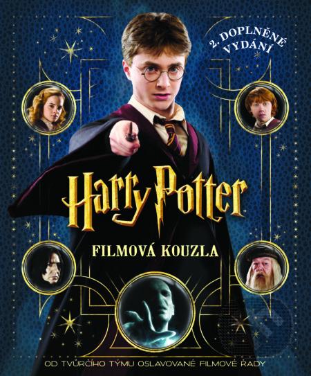 Harry Potter: Filmová kouzla - Brian Sibley