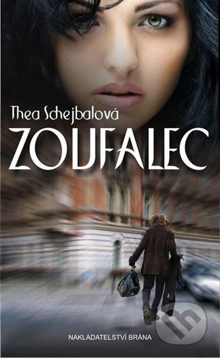 Kniha Zoufalec