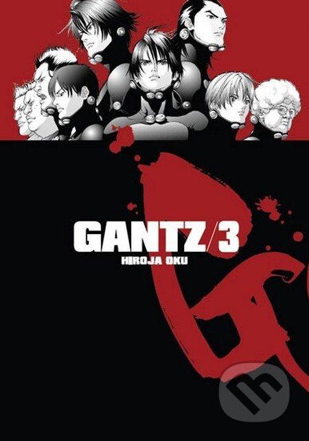 Gantz 3 - Hiroja Oku