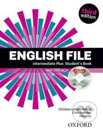 ENGLISH FILE Intermediate Plus Student´s Book - Náhled učebnice