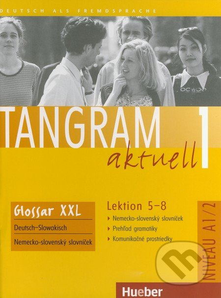 Tangram aktuell 1 (Lektion 5 - 8) Glossar XXL -
