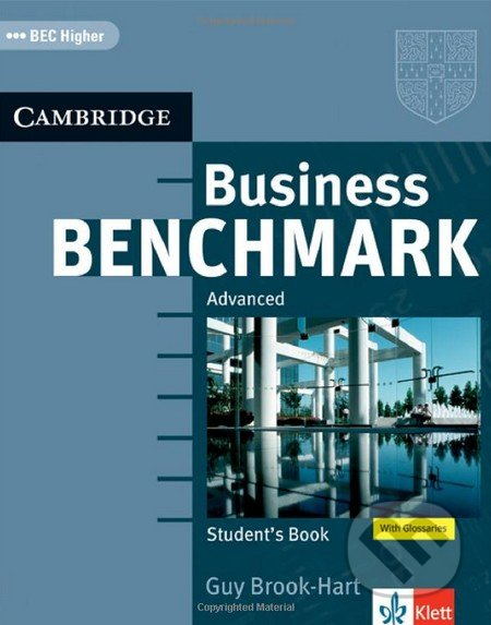 Business Benchmark Advanced BEC Edition - Guy Brook-Hart