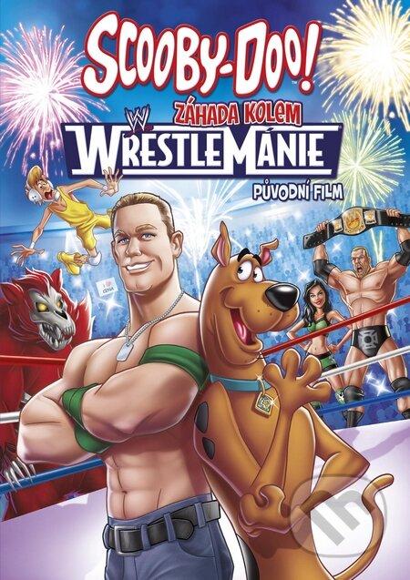 Scooby Doo: Záhada kolem Wrestlemánie DVD