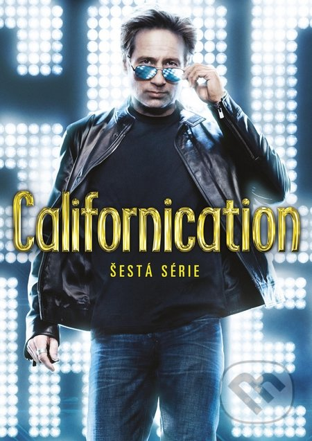 Californication 6. série DVD
