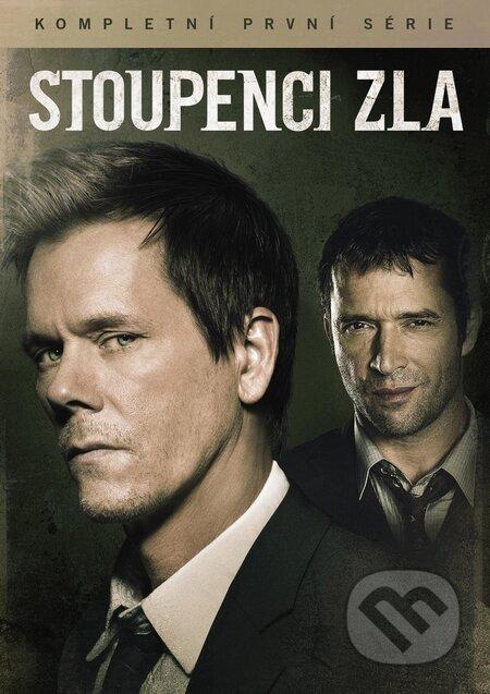 Stoupenci zla 1.série DVD