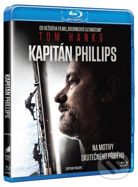 Kapitán Phillips BLU-RAY