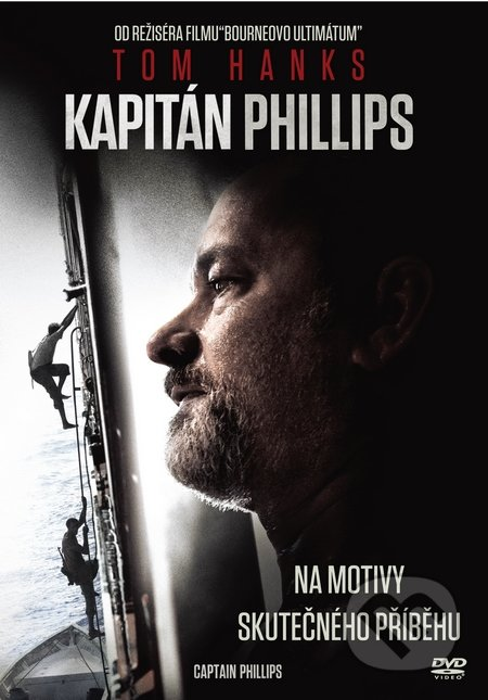 Kapitán Phillips DVD