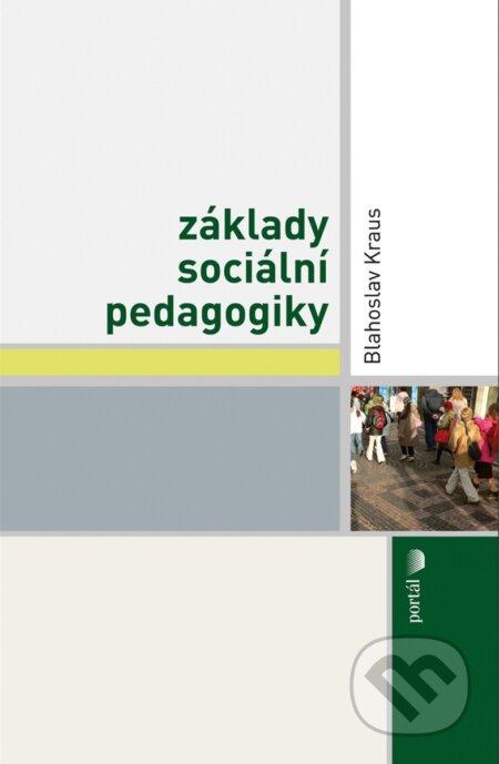 Základy sociální pedagogiky - Náhled učebnice