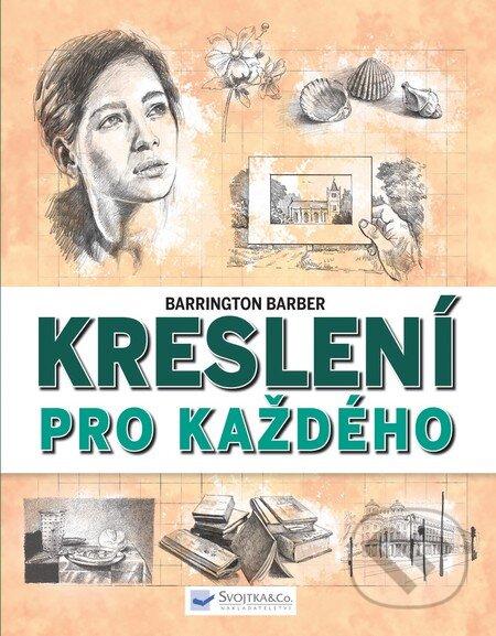 Kreslení pro každého - Barrington Barber