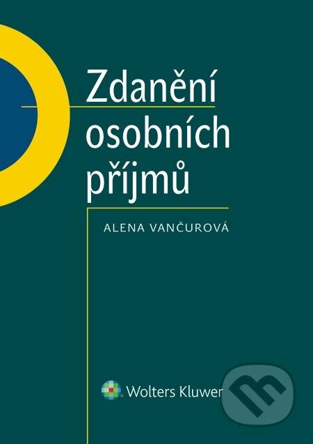 Zdanění osobních příjmů - Alena Vančurová