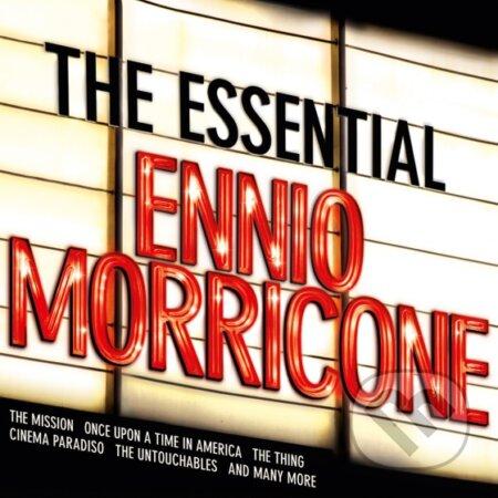 The Essential Ennio Morricone - Various Artists