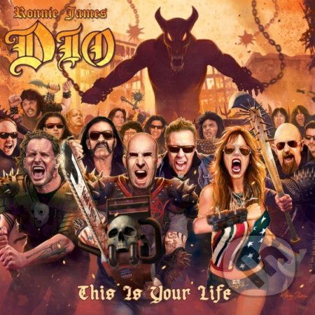 Ronnie James Dio: This Is Your Life - Ronnie James Dio