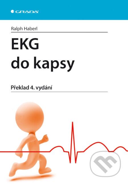 EKG do kapsy - Ralph Haberl
