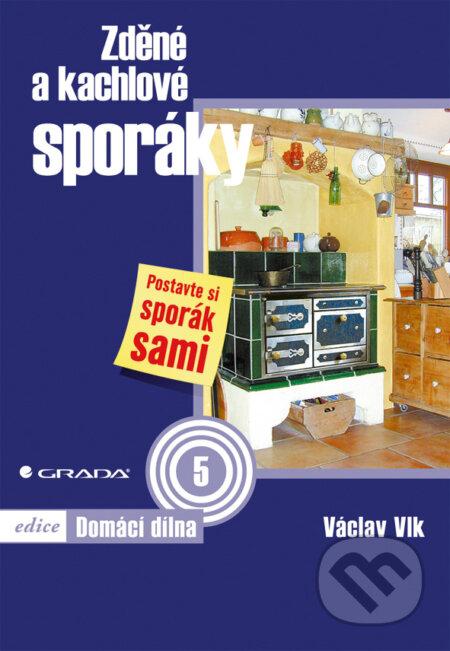 Zděné a kachlové sporáky - Václav Vlk