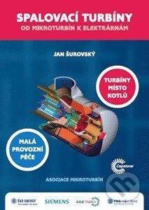 Spalovací turbíny - Jan Šurovský