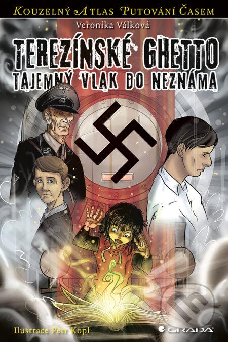 Terezínské ghetto - Veronika Válková