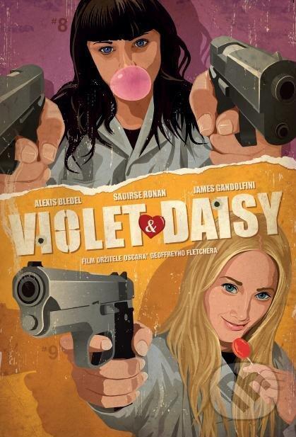 Violet a Daisy DVD