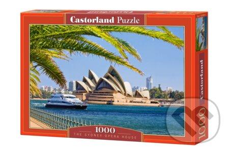 The Sydney Opera House -