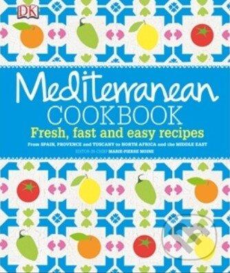 Mediterranean Cookbook - Marie-Pierre Moine