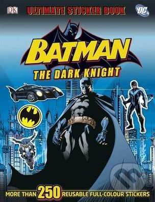 Batman the Dark Knight Ultimate Sticker - DK