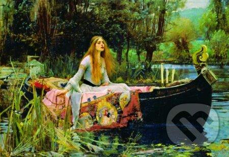 Lady of Shalott - J.W.Waterhouse