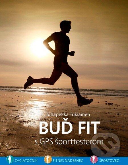 Buď fit s GPS športtesterom - Juhapekka Tukiainen