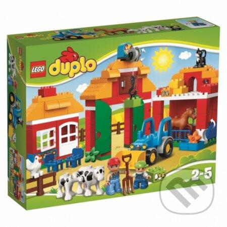 LEGO DUPLO 10525 Veľká farma -