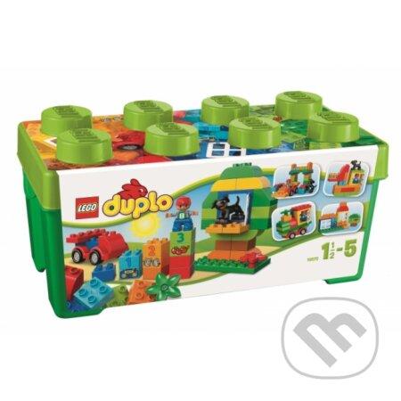 LEGO DUPLO 10572 Box plný zábavy -