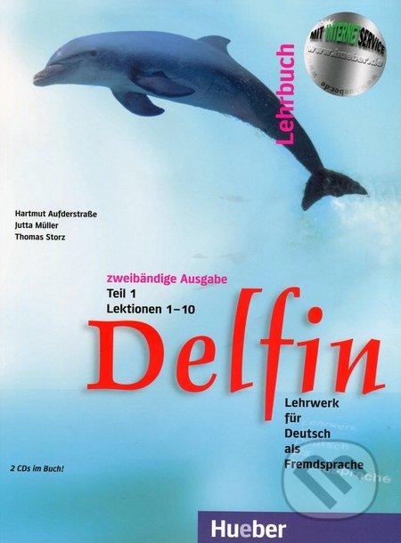 Delfin 1: Lekce 1–10 (učebnice) - Náhled učebnice