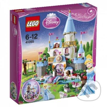LEGO Princezny 41055 Popoluškin romantický zámok -