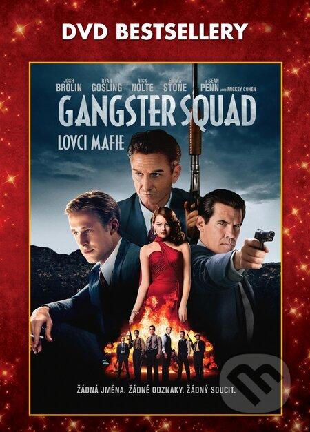 Gangster Squad Lovci mafie DVD