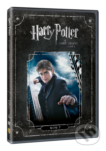 Harry Potter a Dary Smrti 1 DVD