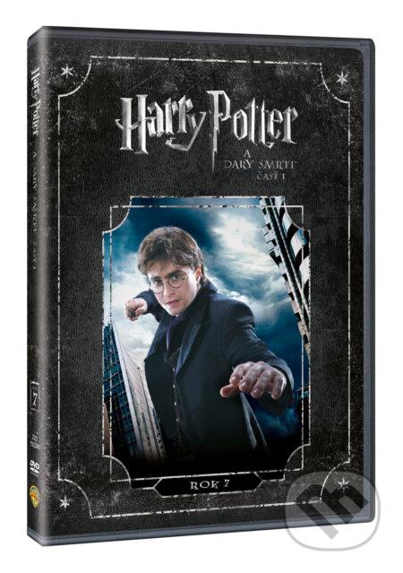 Harry Potter a Dary Smrti 1 DVD