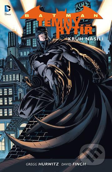 Batman Temný rytíř 2: Kruh násilí - David Finch, Greogg Hurwitz
