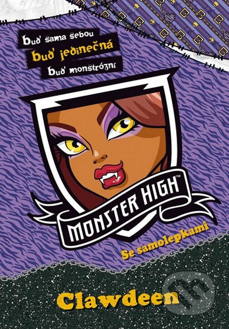 Monster High: Clawdeen - Mattel